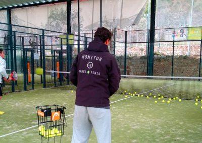 Escuela de Pádel, clases de pádel en San Lorenzo de El escorial