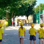 campamento multi-deporte verano niños Espacio Herrería